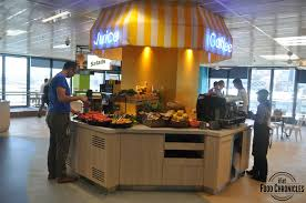 google office in sydney. Google Sydney Office Cafeteria In P