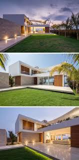 load modern beach. gabriel rivera architects have designed a new beachfront house in ecuador modern beach load