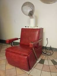 dryer chairs. Image Is Loading VINTAGE-SALON-HAIR-DRYER-CHAIR-red Dryer Chairs