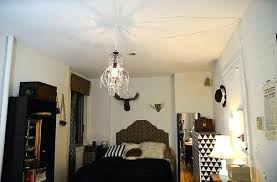 chandelier plug in hanging plug in chandelier brilliant archive with tag com intended for 7 outdoor