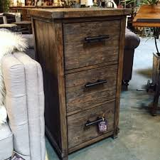 Rustic Filing Cabinet The Find Reno