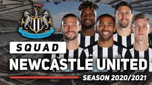 Последние твиты от newcastle united fc (@nufc). Newcastle United Fc Squad 2020 21 All Players Newcastle United Fc Team Official Youtube