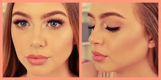light and natural prom makeup look talk through tutorial