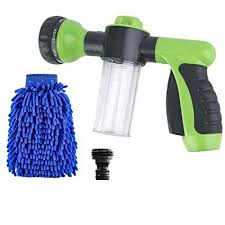plus hose foam sprayer upgraded garden water hose snow cannon foam nozzle soap