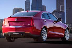 Used 2013 Cadillac ATS for sale - Pricing & Features | Edmunds