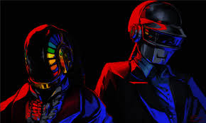 Daft Punk - Discovery Era by Meanira on DeviantArt