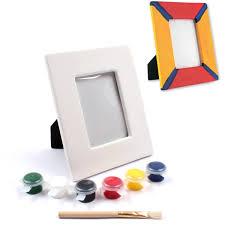 paint your own ceramic frame set 12cm x 14cm