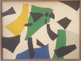 saloua raouda choucair lebanese 1916 2017 painting arab modernist