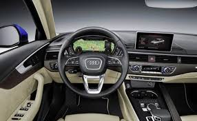 2018 audi a4. modren 2018 2018 audi a4 interior and audi a4