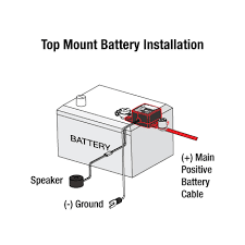 automatic battery disconnect switch automatic battery RV Battery Isolator Switches Diagram at Wiring Diagram For Rv Battery Cutoff Switch