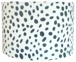 full size of lighting polka dot lamp shade drum black white and striped australia grey checked