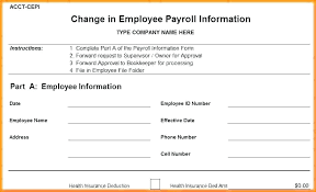 Salary Payslip Template Word Payroll Calendar Template Word