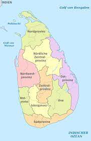Sri Lanka – Reiseführer auf Wikivoyage