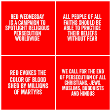 Kamel Red Light Red Wednesday Shining A Light On The Injustice Of