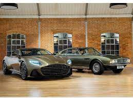 Aston Martin Dbs Als James Bond Edition Auto Motor At