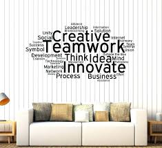 wall decals uk mesmerizing outstanding office wall stickers vinyl wall decal teamwork office wall stickers full wall decals uk
