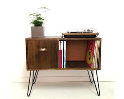 lp storage furniture. Pretentious Design Ideas Vinyl Record Storage Furniture Amazon Com Console Table Cabinet Lp .
