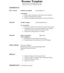 How To Write A Resume For The First Time Best 2721 Resumes For Part Time Jobs Stirring How Write Resume First Job