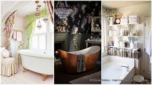 shabby chic bathroom bathroom. 18 Shabby Chic Bathroom Ideas Suitable For Any Home Homesthetics T