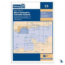 Imray Chart 100 Imray Chart C5 Bill Of Portland To Salcombe Harbour