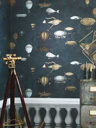 Steampunk Wallpaper For Walls | Matatarantula