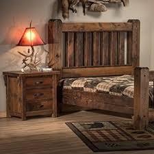 Delightful Barnwood Bedroom Furniture