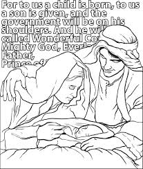 Small Picture Baby jesus in a manger coloring pages