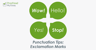 punctuation tips exclamation marks proof my essay punctuation tips exclamation marks