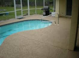 pool deck paint colorsDecorative Concrete Contractor Orlando FL Pool Deck Painting