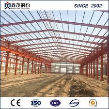 steel frame building floor construction