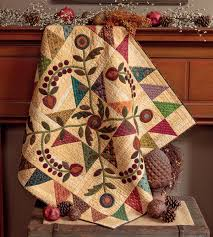 How to wash a quilt: dust, dirt, spills, worse (+ printable ... & Homestead Harvest quilt from Simple Appeal Adamdwight.com