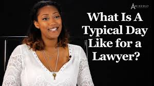 What Is A Typical Day Like For A Lawyer Legal Advisor