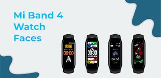 <b>Mi Band</b> 4 WatchFaces - Apps on Google Play