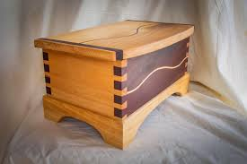 dovetail jewelry box. tommie, a good customer from australia sent me these pictures of very nice jewelry box he made as christmas present for his wife. dovetail