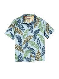 Mens Vilano Beach Short Sleeve Shirt Aqmwt00026 Quiksilver