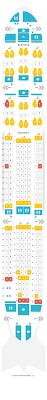 Seatguru Seat Map Qantas Seatguru
