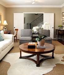 gallery of how to decorate a side table alluring decorating round coffee average decor 3