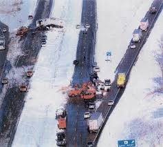 Multiple Vehicle Crossover Accident, Slinger, Wisconsin, February 12 ...
