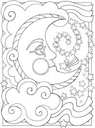 cow jumping over the moon coloring page goodnight moon coloring pages top moon coloring pages print