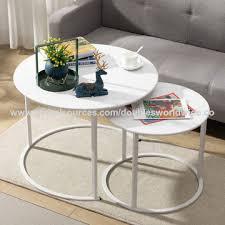 china iron nightstand sofa side coffee
