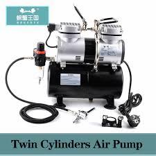 model as196 spray pump air pump mini air compressor wall painting car painting
