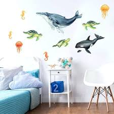turtle wall decals good coloring sea turtle wall decals sea turtle vinyl wall decal ilrated sea life wall ninja turtle wall decals