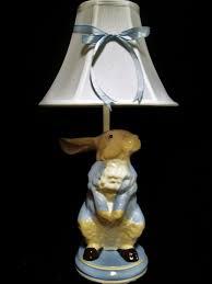 peter rabbit lamp
