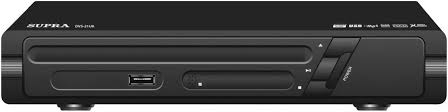 Купить <b>DVD</b>-<b>плеер SUPRA DVS</b>-<b>21U</b>, черный в интернет ...