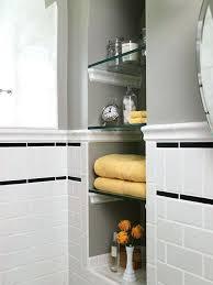 built in bathroom storage built in wall shelves bathroom built in storage in bathroom built in