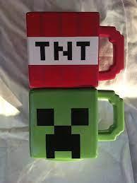 Minecraft Creeper Ceramic Face Mug Tea ...
