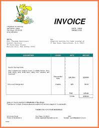 receipt template xls 15 proforma invoice template sample paystub