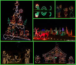Alameda County Fairgrounds Christmas Lights Annual Fairgrounds Festival Of Lights Begins Rectangle Led