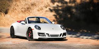 And the roof line that. 2017 Porsche 911 Carrera Gts Cabriolet Pdk Automatic Test Review Car And Driver