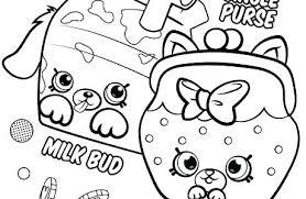 Printable Shopkins Season 1 Coloring Pages Coloring Pages Coloring